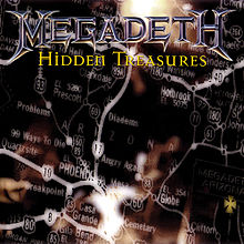 Обкладинка альбому «Hidden Treasures» (Megadeth, 1995)