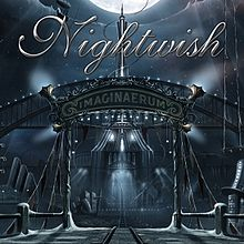 Обкладинка альбому «Imaginaerum» (Nightwish, 2011)