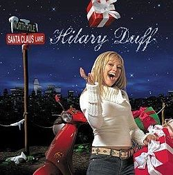 Santa Claus Lane album cover.jpg