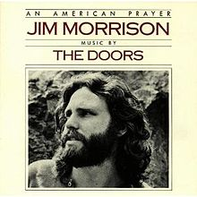 Обкладинка альбому «An American Prayer» (The Doors, 1978)