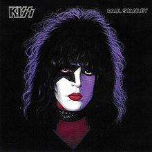 Обкладинка альбому «Paul Stanley» (KISS\Пол Стенлі, 1978)