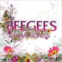 Обкладинка альбому «Love Songs» (Bee Gees, 2005)
