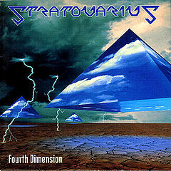 Обкладинка альбому «Fourth Dimension» (Stratovarius, 1995)