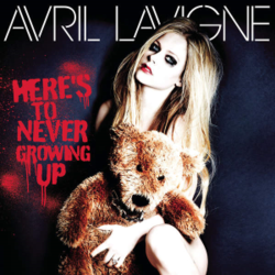 Avril Lavigne - Here's to Never Growing Up.png