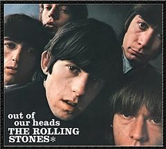 Обкладинка альбому «Out of Our Heads» (The Rolling Stones, 1965)