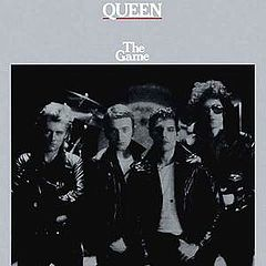 Обкладинка альбому «The Game» (Queen, 1980)