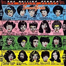 Обкладинка альбому «Some Girls» (The Rolling Stones, 1978)
