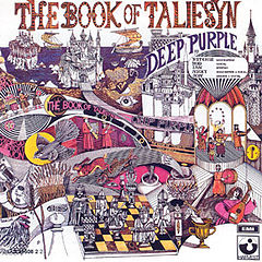 Обкладинка альбому «The Book Of Taliesyn» (Deep Purple, 1968)