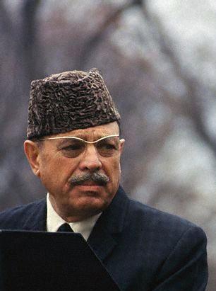frameفیلیڈ مارشل محمد ایوب خان