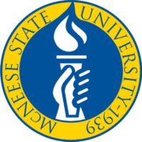 McNeese State University seal.png