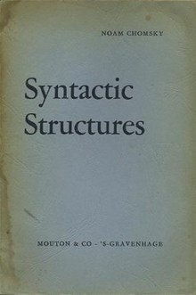 Syntactic Structures (Noam Chomsky book) cover.jpg