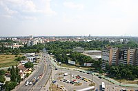 View over the city Timisoara..jpg