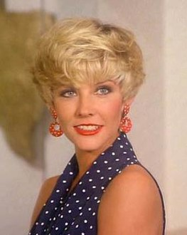 Kimberly Foster as Michelle Stevens in Dallas
