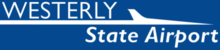 Westerly State Airport logo.png