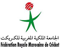 Morrocan Cricket Federation Logo
