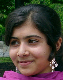 Cropped, low-resolution image of Malala Yousafzai facing camera.jpg