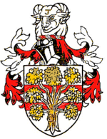 Arms of the former Westmorland County Council