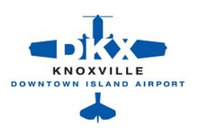 Knoxville Downtown Island Airport logo.jpg