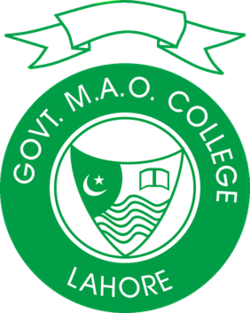 Logo of Govt MAO College Lahore