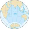 بحر ہند کا نقشہ