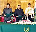 Imran Khan sworn in as Prime Minister.jpg