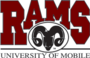 Logo of the University of Mobile