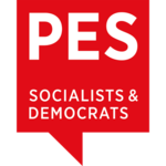 Logo of the Party of European Socialists.png