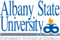 Albany State University logo.png