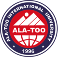 Ala-Too International University Seal.png
