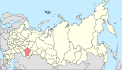 Map of Russia - Republic of Bashkortostan (2008-03).png