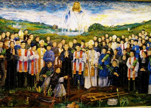 Thư mục vụ Năm Thánh Tôn Vinh Các Thánh Tử Đạo của Đức Giám Mục GIáo Phận