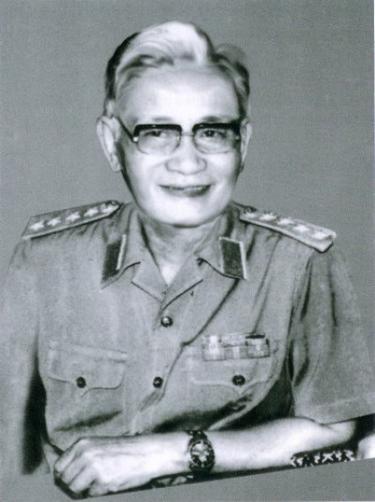 Đại tướng Lê Trọng Tấn