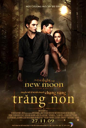 Phim Chạng vạng 2: Trăng non - The Twilight Saga 2: New Moon (2009)