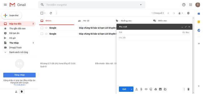 Gmail – Wikipedia tiếng Việt