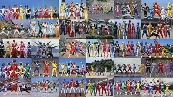 Super Sentai – Wikipedia tiếng Việt