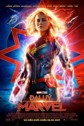 Đại Úy Marvel - Captain Marvel