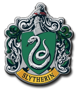Hogwarts School of Witchcraft and Wizardry Slytherin