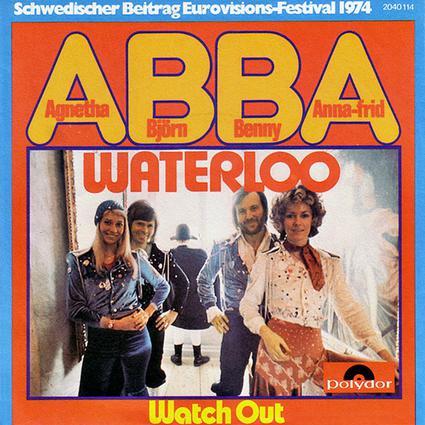 Waterloo (bài hát của ABBA) – Wikipedia tiếng Việt