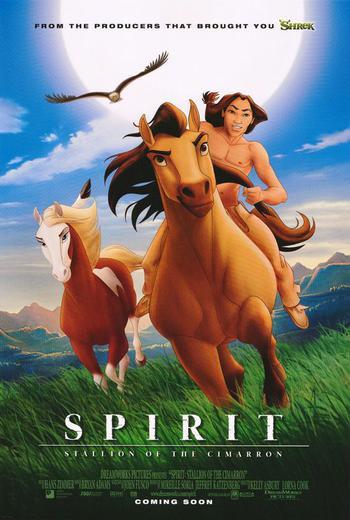 Spirit: Stallion of the Cimarron – Wikipedia tiếng Việt