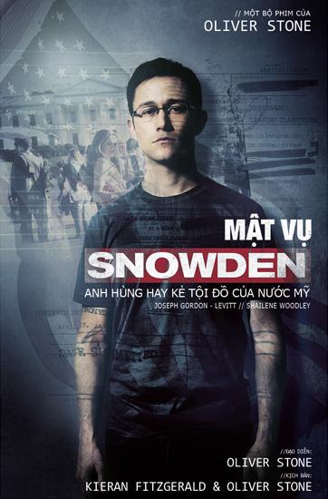 Mật vụ Snowden - Snowden