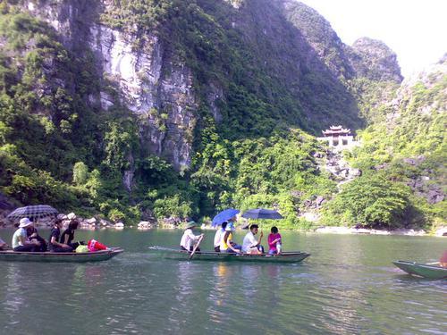 Khám phá khu du lịch Tràng An - Ninh Bình