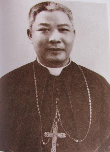 Kết quả hình ảnh cho Tổng Giám mục Ngô Đình Thục