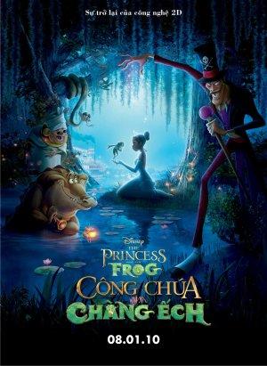 Công Chúa Và Chàng Ếch - The Princess And The Frog 2009