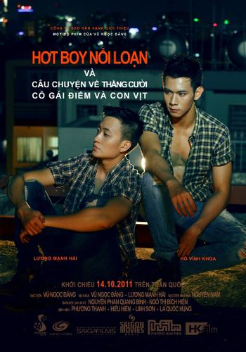 Hot Boy Nổi Loạn - Hot Boy Noi Loan Full