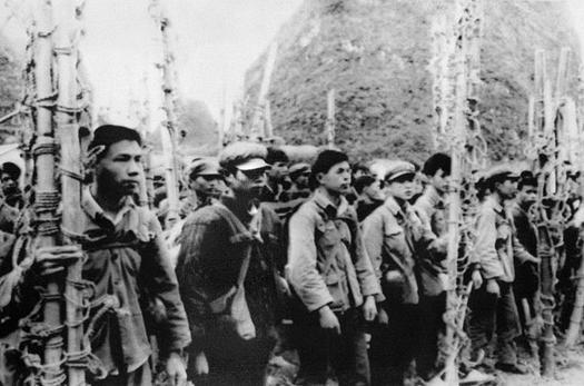 Vietnam China Border War