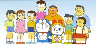 Danh Sách Nhân Vật Trong Doraemon Wikipedia Tiếng Việt