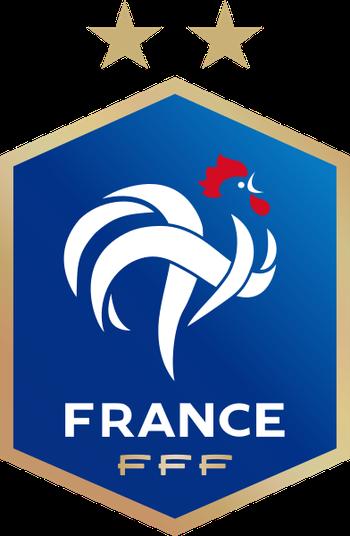 Đội tuyển bóng đá quốc gia Pháp – Wikipedia tiếng Việt