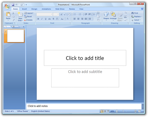 download portable powerpoint 2007