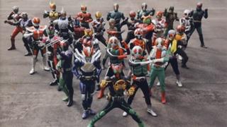 Kamen Rider (loạt phim) – Wikipedia tiếng Việt
