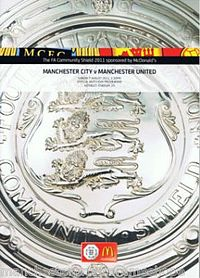 2011 Community Shield programme.jpg